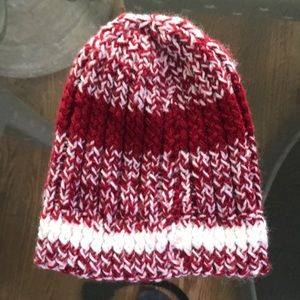 Other - Hand knit winter hat